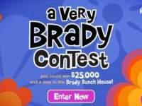 HGTV A Very Brady Contest – Win $25,000