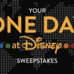 Your One Day at Disney Sweepstakes (onedayatdisney.disney.com)