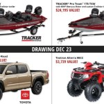 2019 Bass Pro Ultimate Christmas Giveaway
