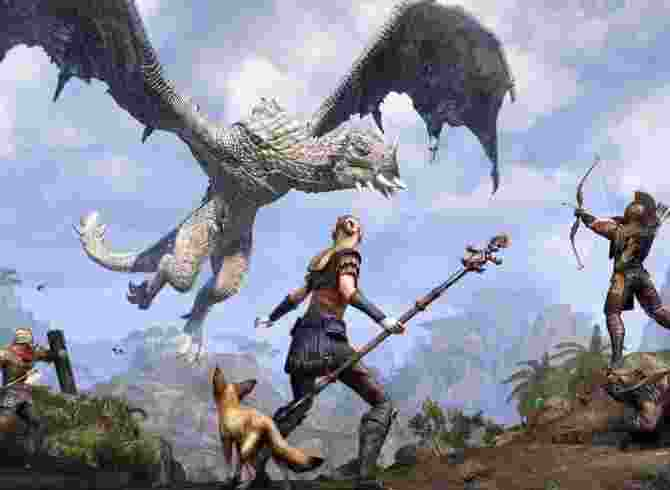 Elder Scrolls Online Season of The Dragon Sweepstakes
