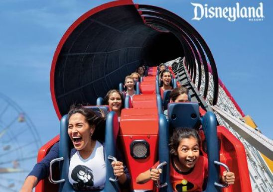 KOIT Holidays at Disneyland Resort Ticket Giveaway