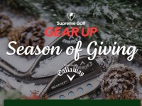 Supreme Golf Season Of Giving Sweepstakes