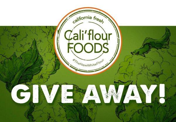 Califlour Foods Giveaway
