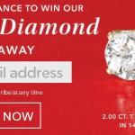 Ross Simons Very Merry Diamond Giveaway (ross-simons.com)