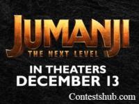 """AMC """"Jumanji: The Next Level"""" Sweepstakes"""