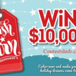 Holiday Wish and Win Sweepstakes (providencejournal.gatehousecontests.com)