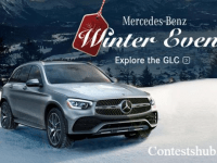 Mercedes-Benz Winter Event Sweepstakes