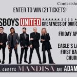 Newboys Uuited With Mandisa AdamAgee Tickets Contest (campaign.aptivada.com)