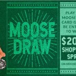 Moosejaw MooseDraw Sweepstakes – Win Gift Card