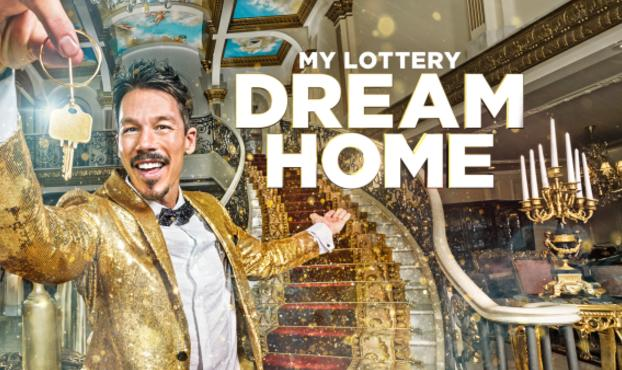 My Lottery Dream Home $10k For The Holidays Sweepstakes