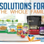 The Resolutions Made Easy Sweepstakes (walmartresolutions.com)