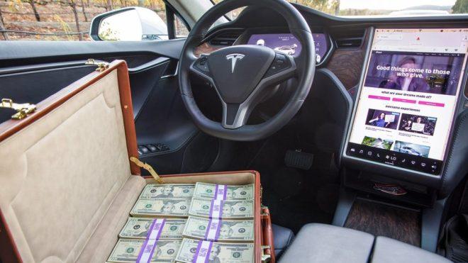 Omaze Tesla Sweepstakes - Omaze.com/winatesla