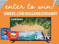 Simeks Big Game Giveaway