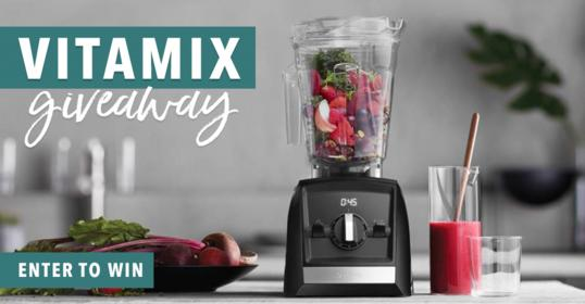 All Things Barbecue Vitamix Giveaway