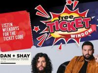 KAJA Dan Shay Tickets Sweepstakes