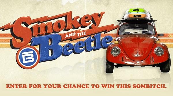 Smokey & the Beetle BOTE Giveaway