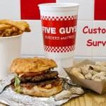 Five Guys Customer Survey (fiveguysus.survey.com)