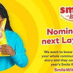 Lay's Contest 2020 (smilewithlays.com)