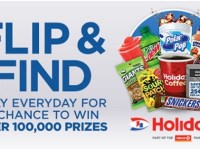 Holiday Station Stores Flip Sweepstakes
