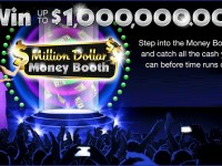 Million Dollar Money Booth Giveaway