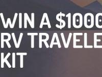 Dyrt $1,000 RV Traveler Kit Giveaway