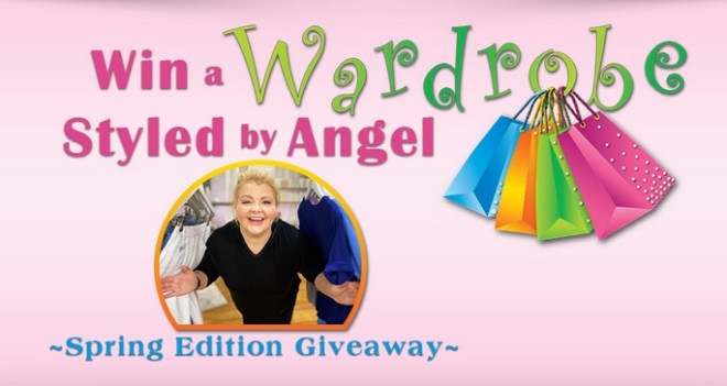 Quacker Factory Angel Spring Edition Giveaway