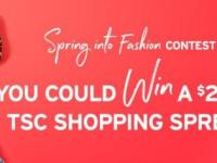 Spring Fashion Contest
