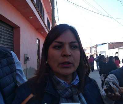 Pidealcaldesa de Celaya trabajar juntos contra la inseguridad a ciudadanos
