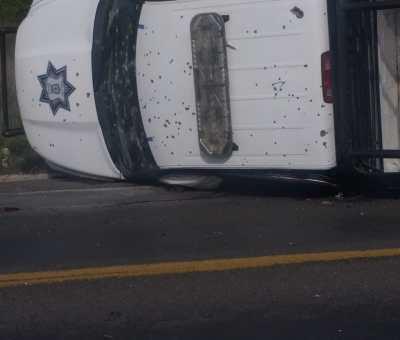 Asesinan a elementos de FSPE en carretera Apaseo el Alto – Jerécuaro