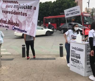 México por definir si habrá o no juicio a expresidentes