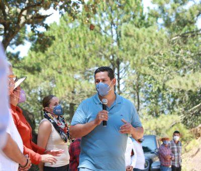 Más obras y acciones para el Noreste de Guanajuato