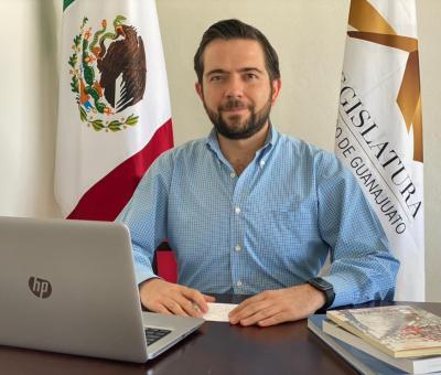 El Grupo Parlamentario del PAN en el estado de Guanajuato se unió al llamado al Gobierno Federal para poner un alto a la crisis ambiental y de salud