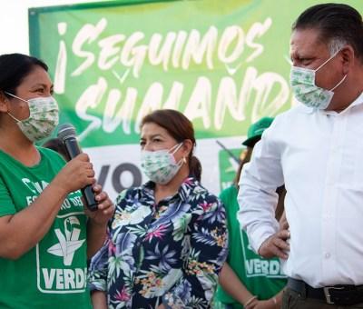 «Llegamos para servir a todos, no para servirnos de todos»: Guerrero Lara