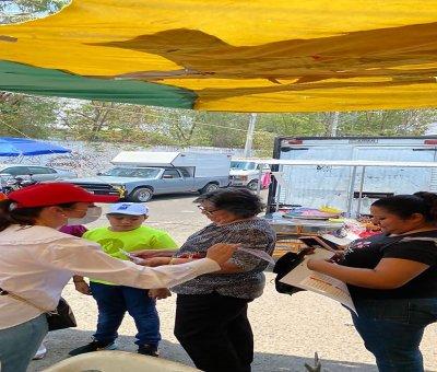 Nancy Fonseca, candidata del PT se reúne con jóvenes de la Red Líder León
