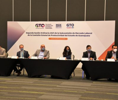 SDES realiza la 2da sesión de la Subcomisión de Mercado Laboral