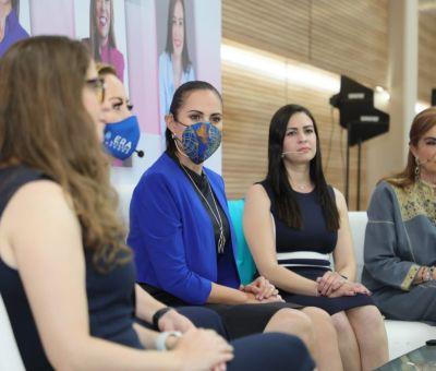 Alejandra Gutiérrez convoca a 'seguir cambiando la historia y a levantar la voz por otras mujeres