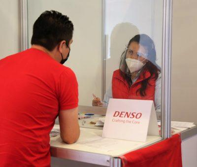 SDES acerca más empleo para Silao y la región