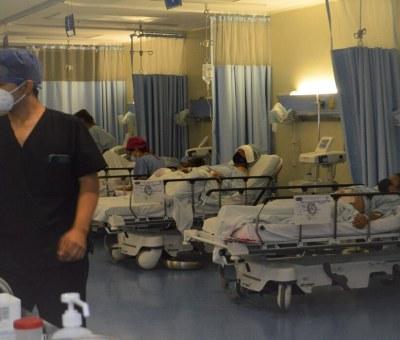 Hospital Materno Infantil de Irapuato registra más de 6 mil eventos obstétricos en la pandemia