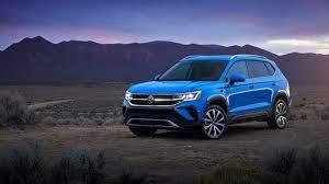 Profeco llama a revisión a vehículos Taos 2021 de Volkswagen