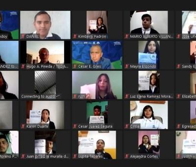 UVEG cuenta con 3,628 nuevos egresados de Telebachilleratos