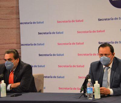 Guanajuato intensifica la vigilancia sanitaria ante el aumento de la positividad y de personas hospitalizadas por Covid-19