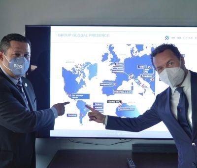 Llega nueva inversión a Guanajuato