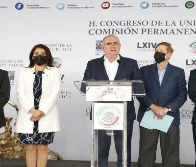 PAN ASEGURA QUE NEGAR EXPEDIENTE A RICARDO ANAYA ES  PRUEBA DE UNA PERSECUCIÓN POLÍTICA