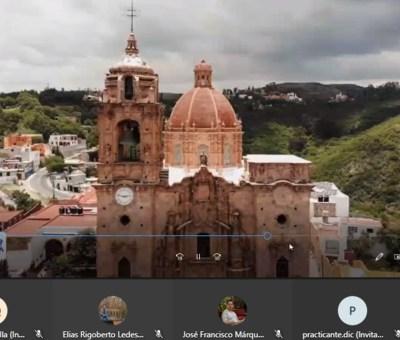 Junto con la Universidad Católica San Pablo en Perú, la UG inicia seminario sobre ciudades patrimonio