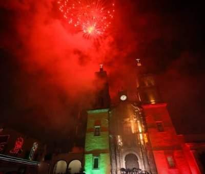 Se registra saldo blanco durante las fiestas patrias en el estado de Guanajuato