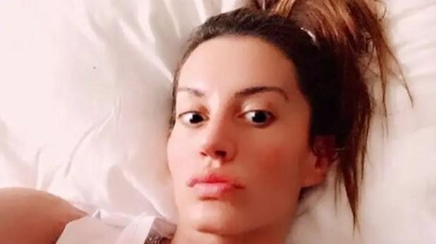 """Mercedes Ninci tras la muerte de Natacha Jaitt """"Lo lamento por su hija y su familia, no por ella""""."""