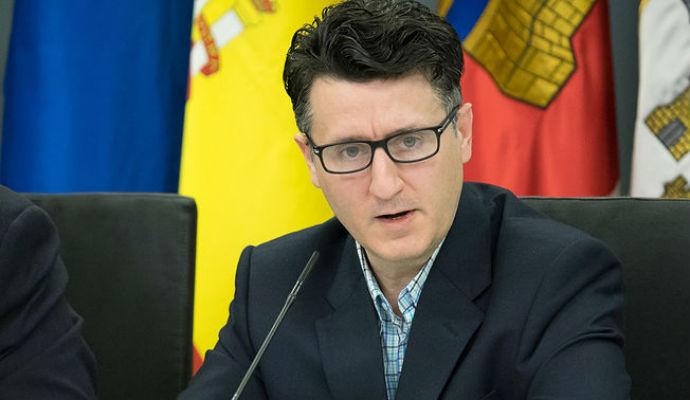 Pedro Soriano se presentará a las elecciones municipales