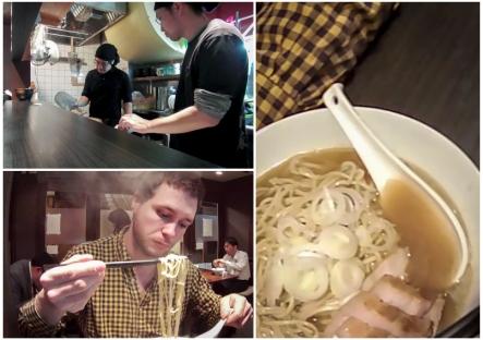 Best Ramen in Tokyo - Mugi to Olive