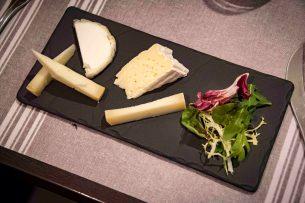 La Poule Noire, restaurant in Marseille - The cheese plate