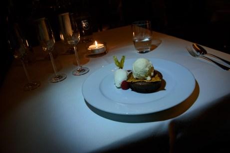 Parkhuus restaurant, Zurich: Dessert